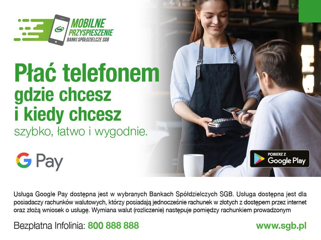 płatności leasingowe w google pay